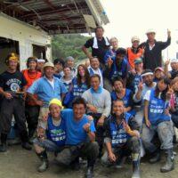 Japan, Ishinomaki, Kobuchi-hama, Kobuchihama, fishermen, team, volunteer, volunteering, group, 2011, 3.11, March 11, tsunami, earthquake, recovery, efforts
