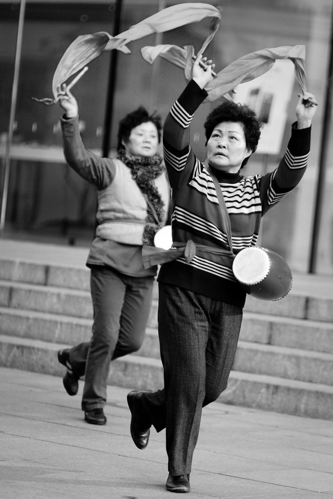 Daughters of Mao Zedong, Shanghai, China