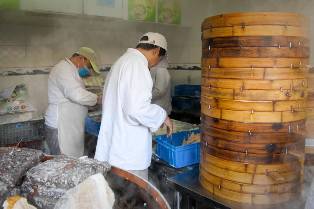 Dumpling Kitchen, Shanghai, China