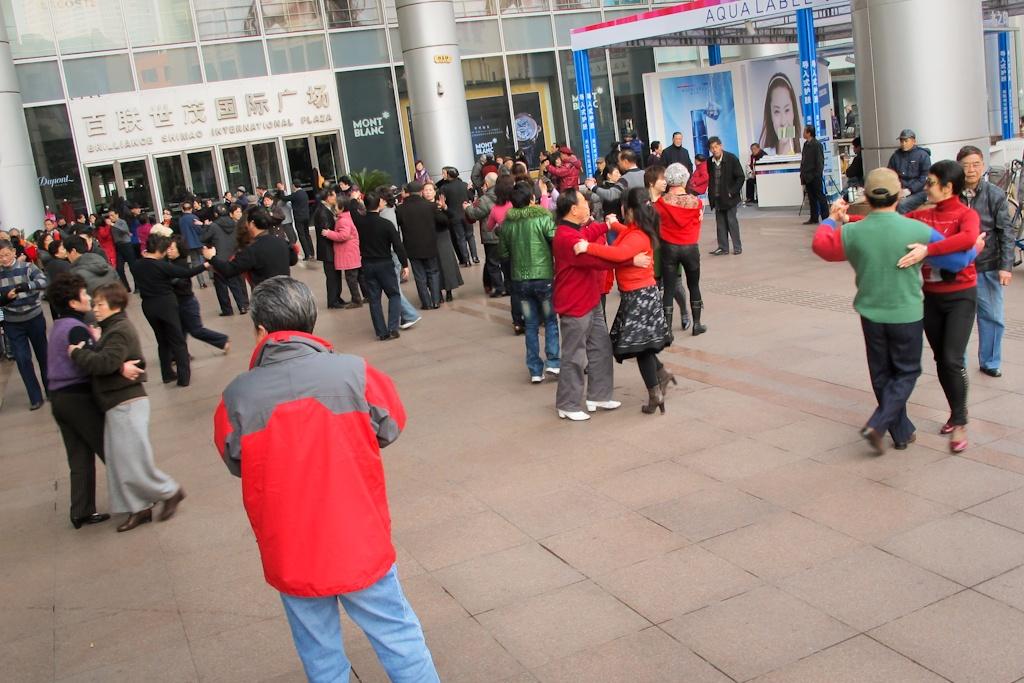 Shanghai Dance Meet, China