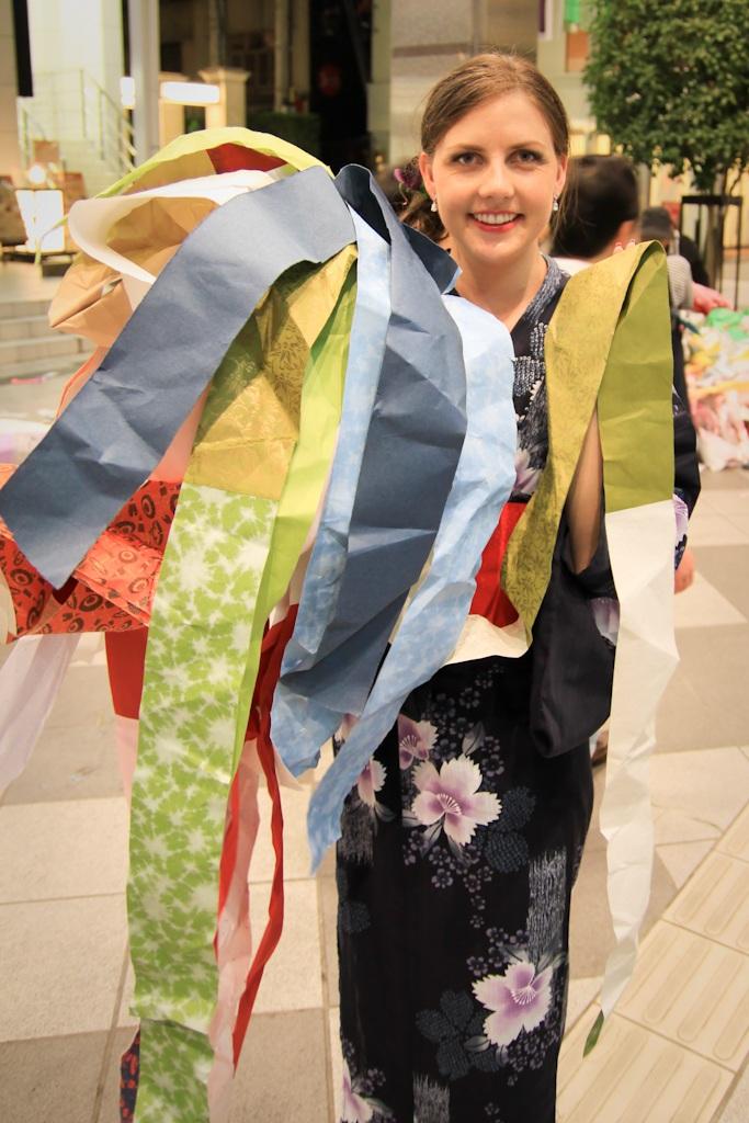 And there's more, Tanabata Matsuri, Sendai, Japan