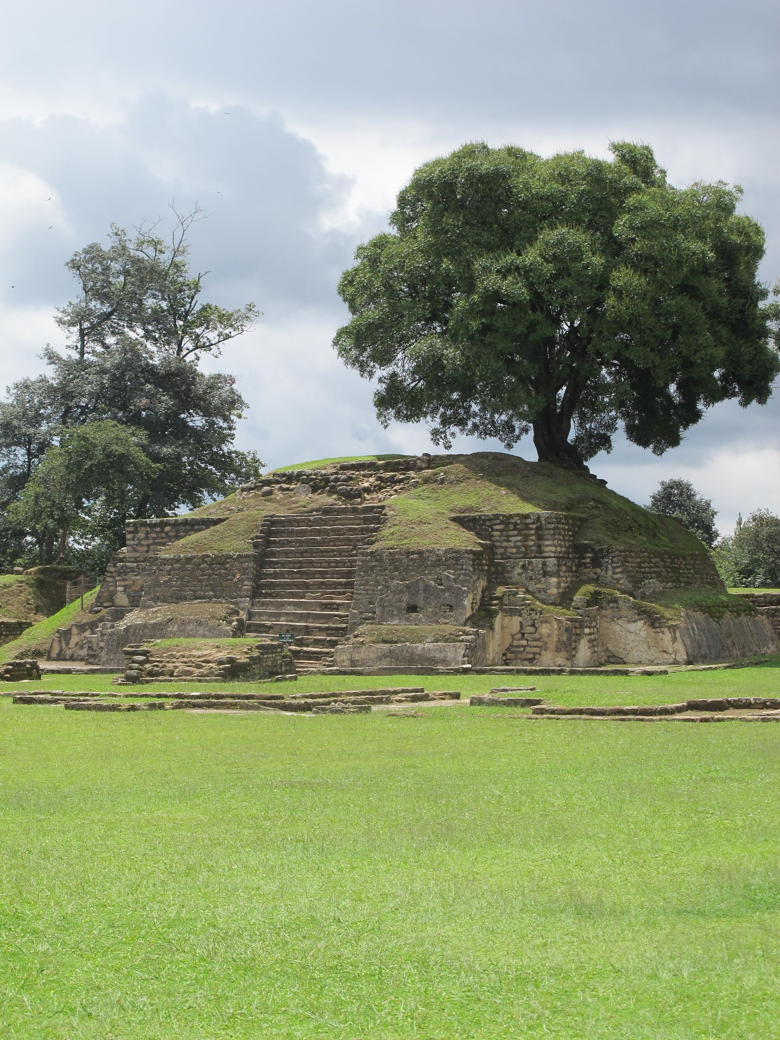 The Fertility Tree, Iximché ruins, Guatemala, Maya, Mayan, ruins