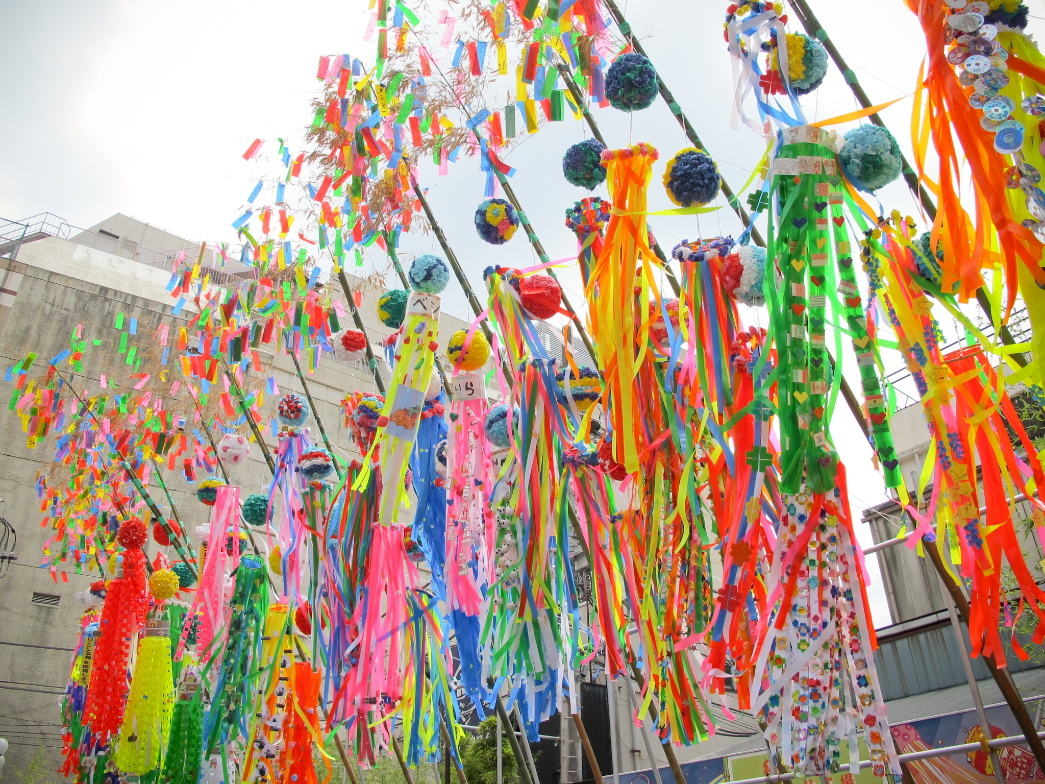tanabata festival traditions