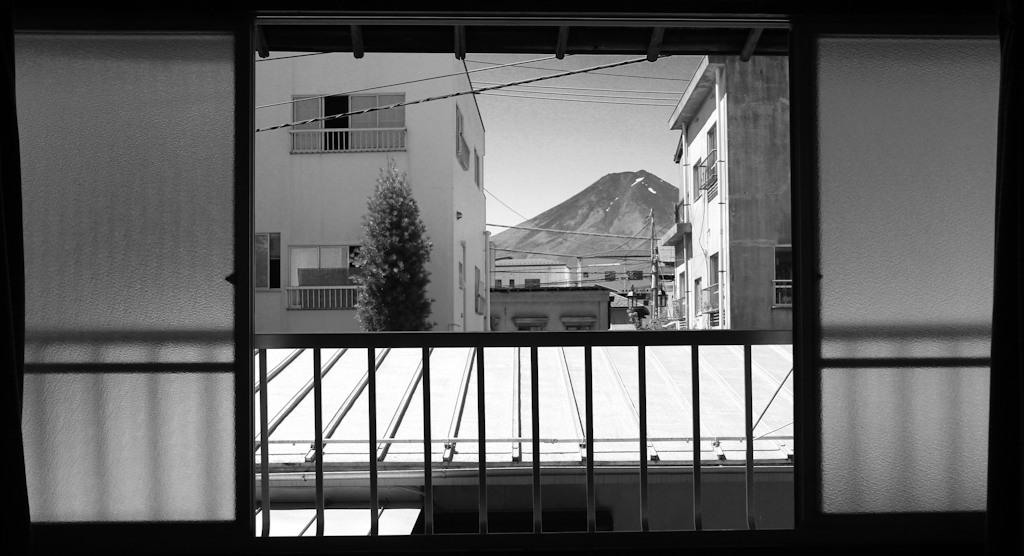 Fujiyoshida Youth Hostel, Mt. Fuji, Japan