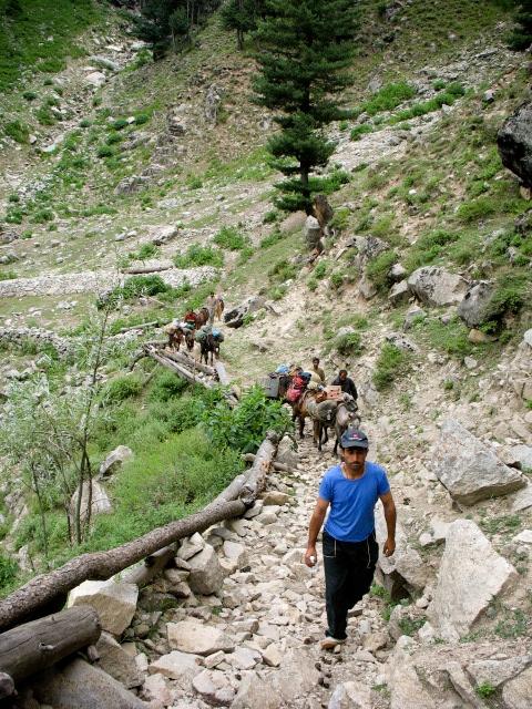 A Photo Essay The Himalayan Trek