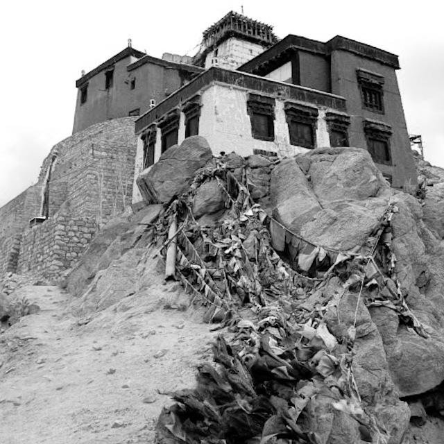 Travel, India, Leh, Ladakh, Jammu, Kashmir, gompa, monastery, Namgyal Tsemo Gompa