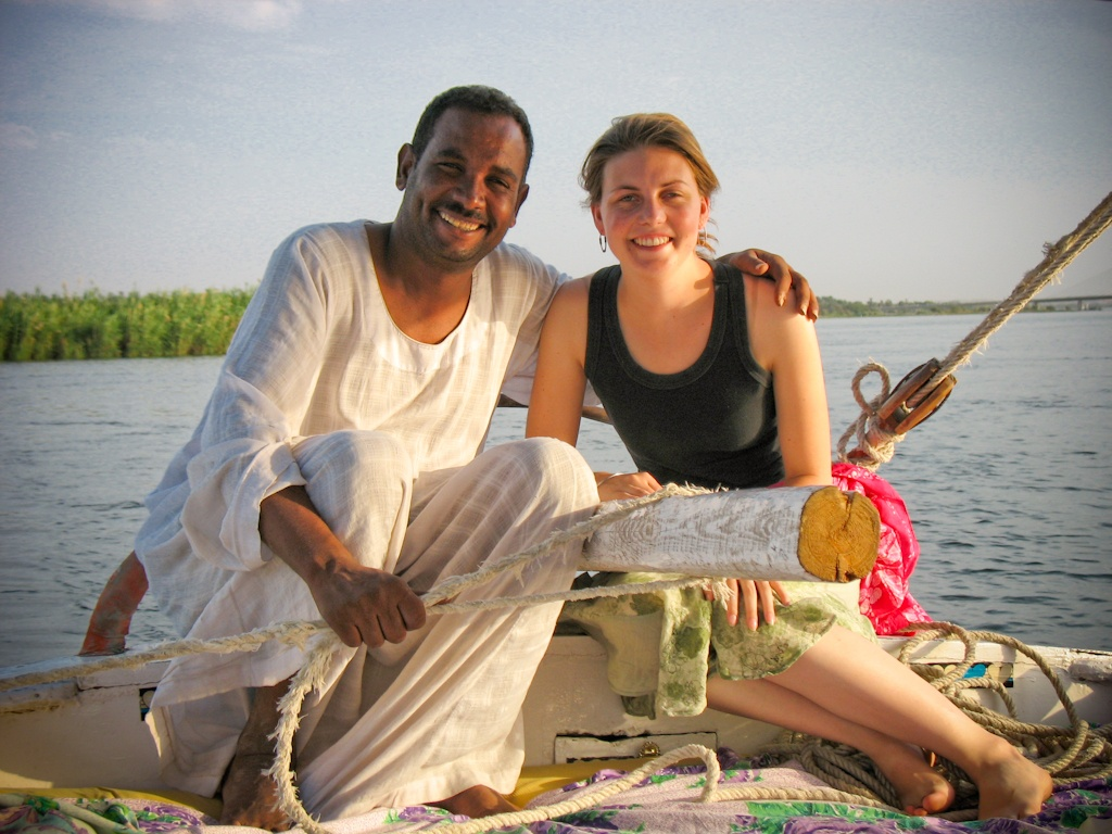 Felucca Trip, The Nile, Egypt