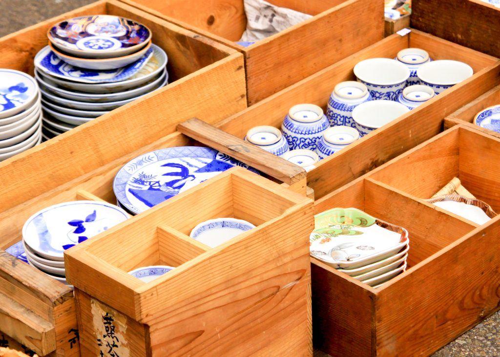 Setagaya Boroichi, stalls, flea market, Tokyo, things to do in tokyo in december
