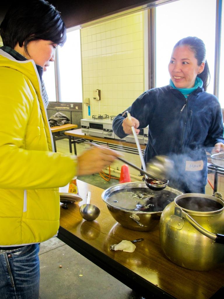 tea, pot, emergency, evacuation, shelter, Fukushima, nuclear, disaster, Japan, center