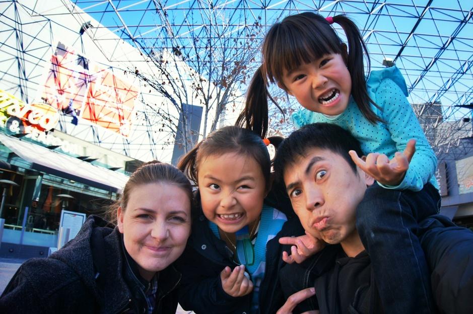 Family, Melbourne, Australia