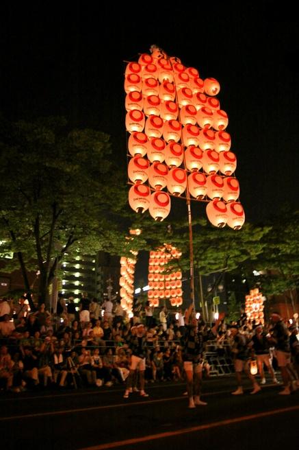 Akita Kanto Festival, Akita Kanto Matsuri, Best Japanese Festivals in August
