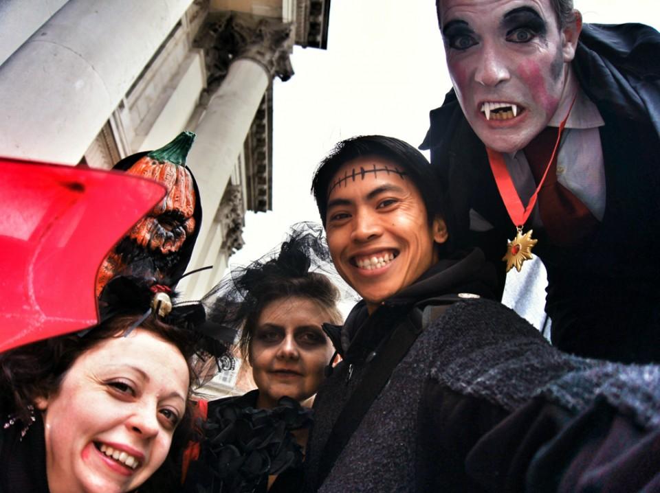 Bram Stoker Festival Dublin Vampire Hunt
