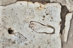 Roman Brothel Advert, Ephesus, Turkey
