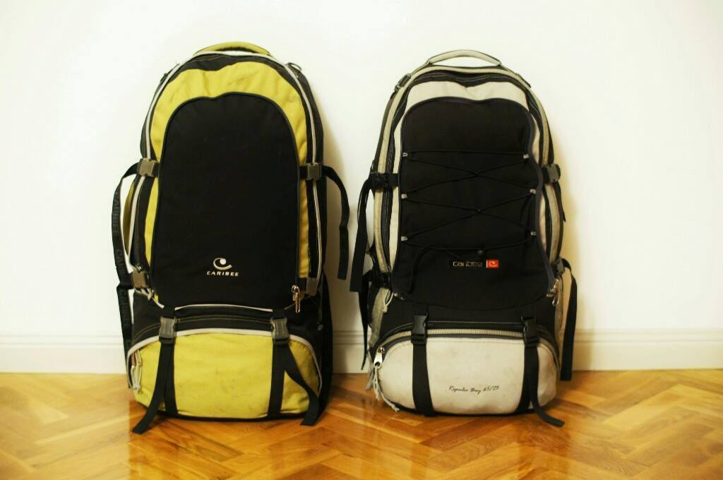 Caribee backpacks