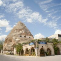 Cave Hotel Saksagan, Goreme, Cappadocia