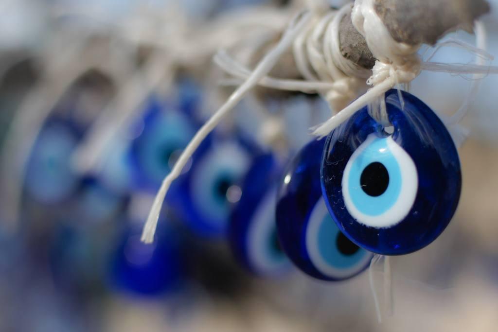 Evil eye, Turkey