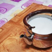 Fermented mare's milk, Mongolia