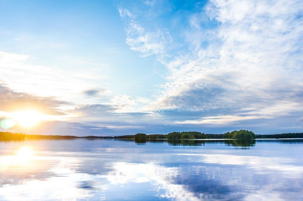 Lakelands, Finland