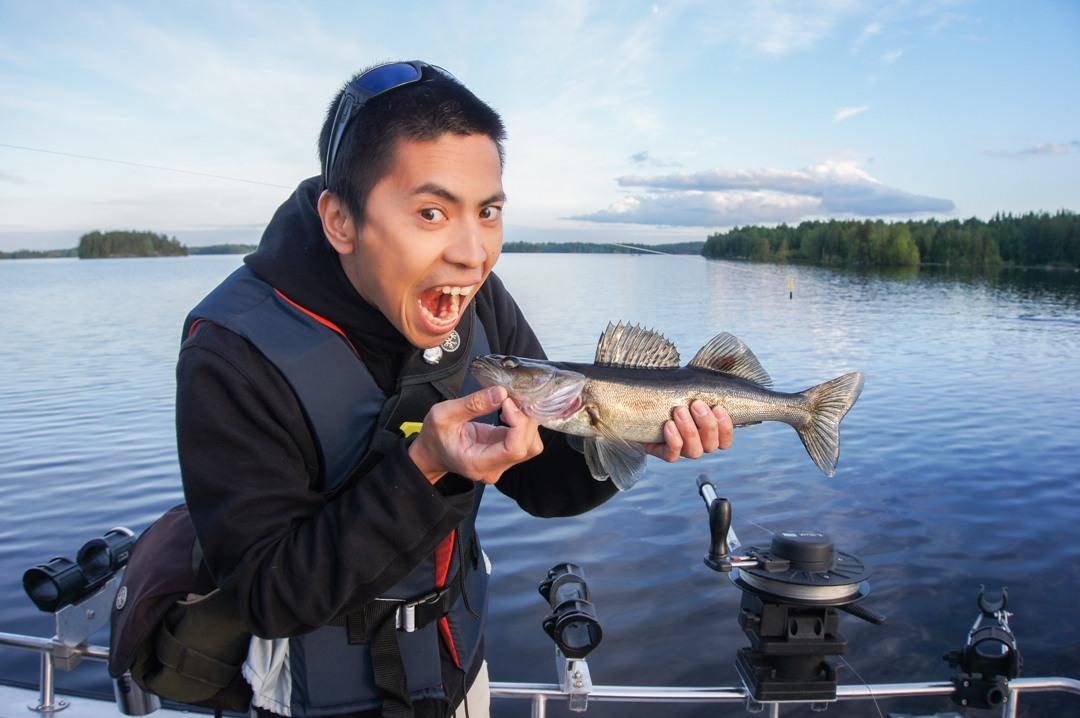 Fishing Finnish Lakeland