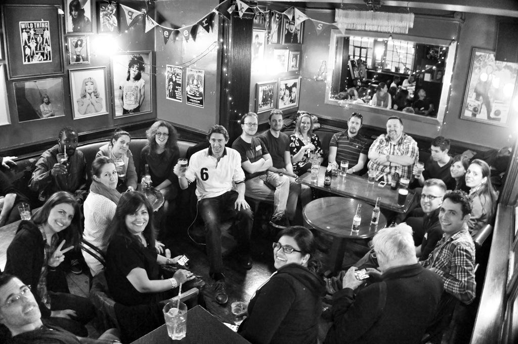 Igers London Meetup - UK