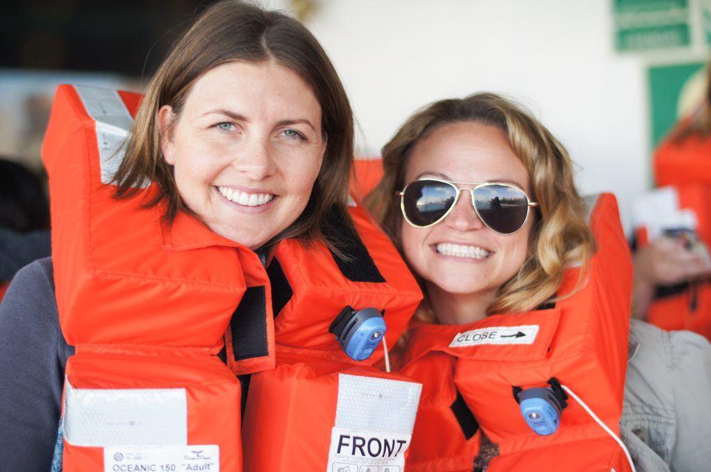 Emergency drill, Celestyal Cruises