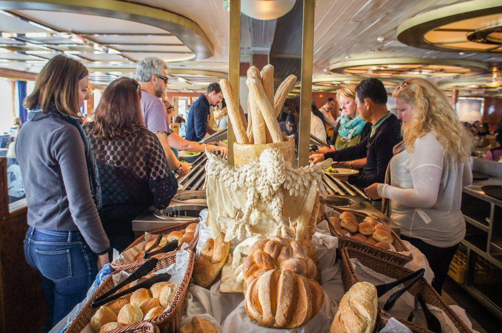 Restaurant, Celestyal Cruises