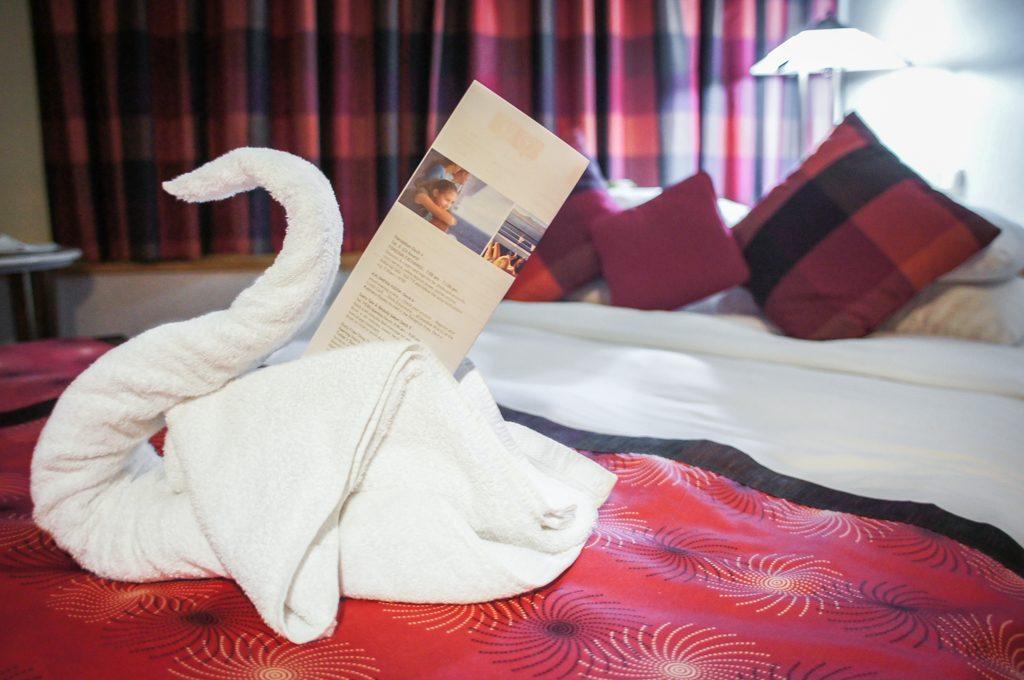 Towel art, Celestyal Cruises