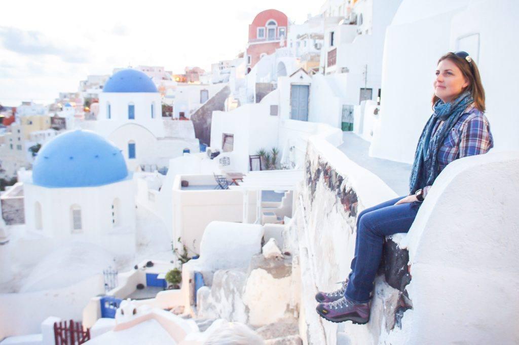 Oia Village, Santorini, Greece, Celestyal Cruises