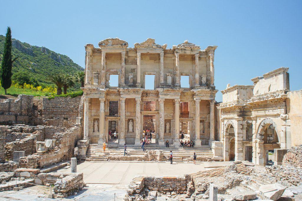 Ephesus, Turkey, Celestyal Cruises