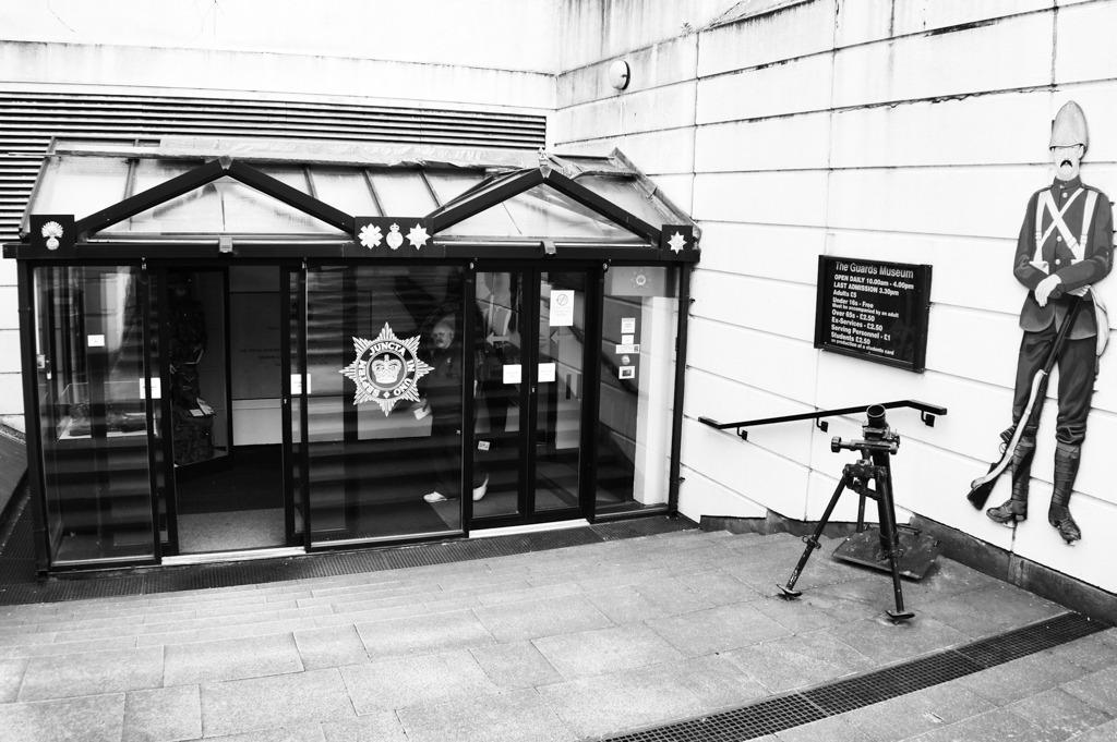 Guards Museum, London