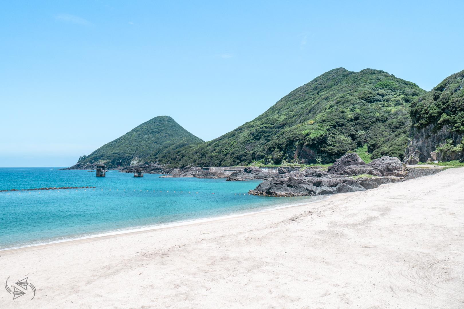 Isso beach Yakushima Kagoshima Japan