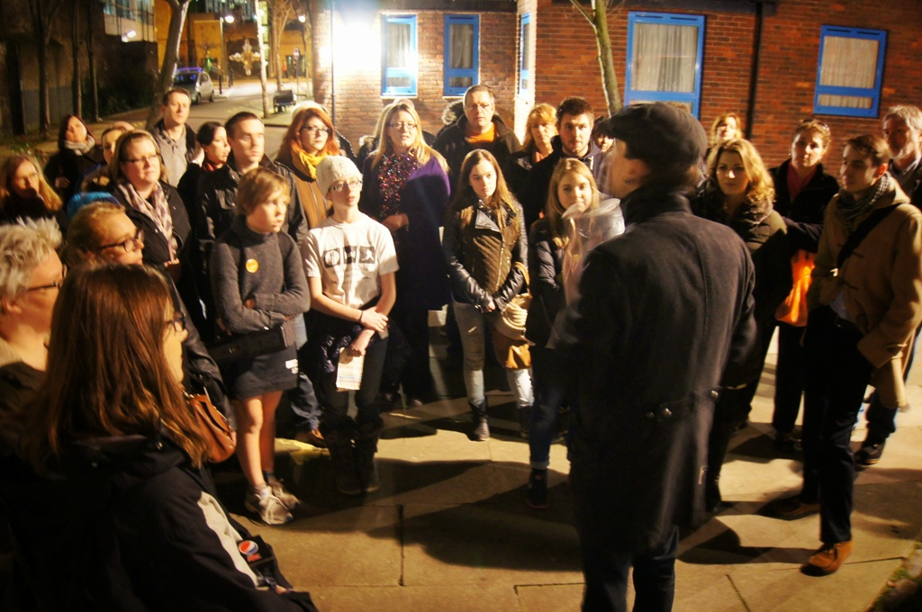 The Jack the Ripper Tour, London