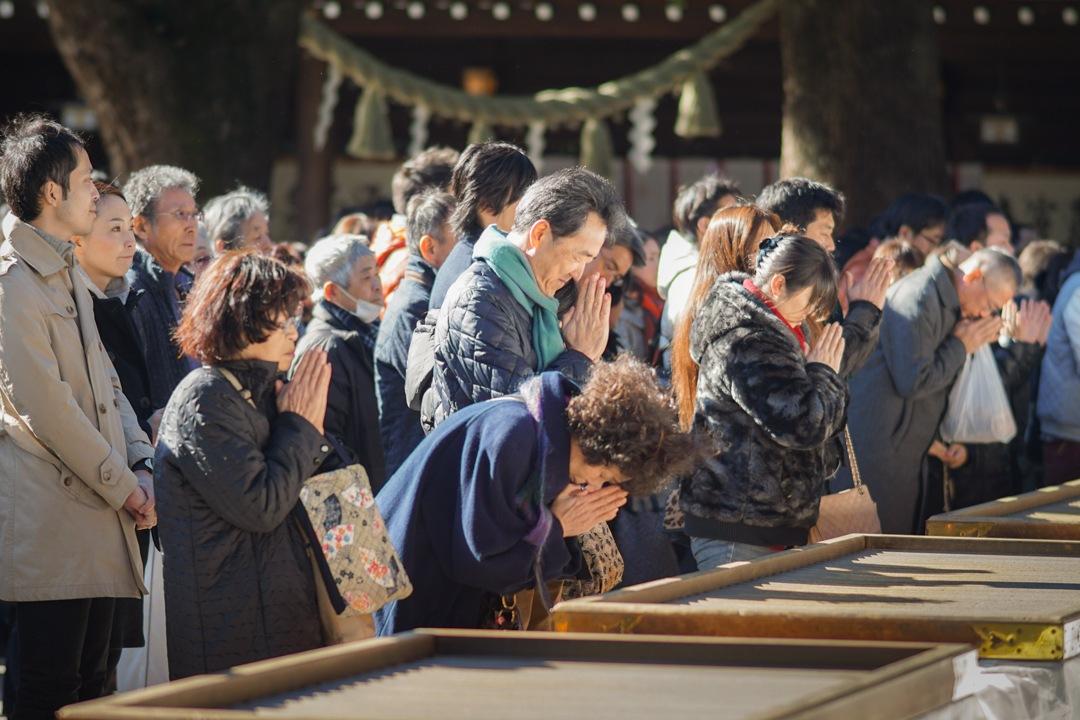 Japan at New Year