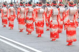 When's the best time to visit Japan?