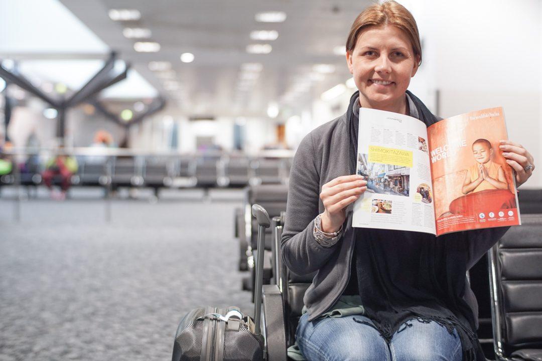 KrisFlyer Singapore Airlines In-flight Magazine