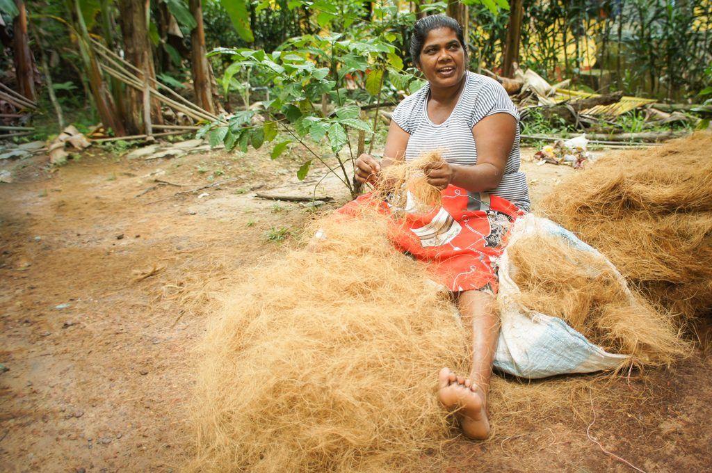 My Sri Lanka - Coir