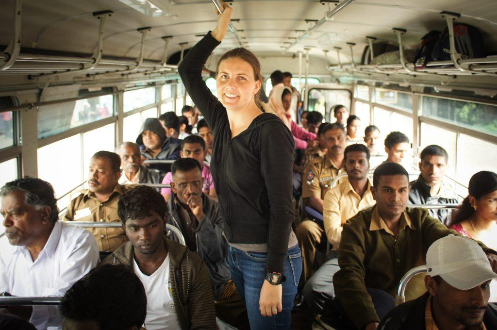 My Sri Lanka - Public transportation