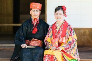 Okinawa Wedding, Japan
