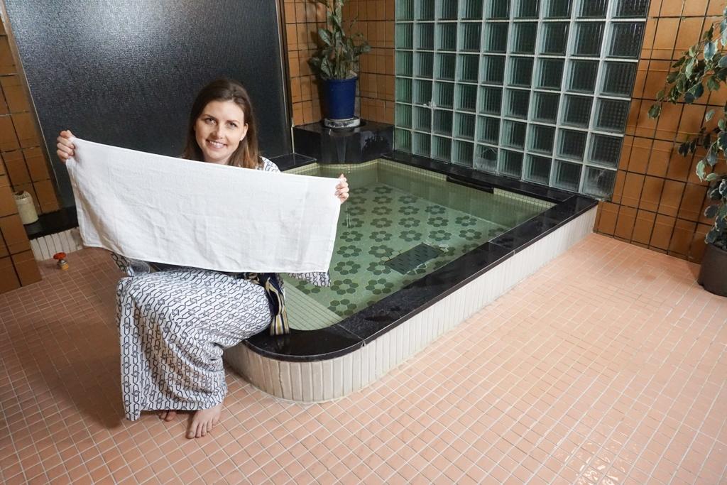 Inside Japanese Onsen