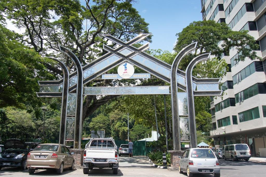 Padang Merdeka Bus Station, Kota Kinabalu