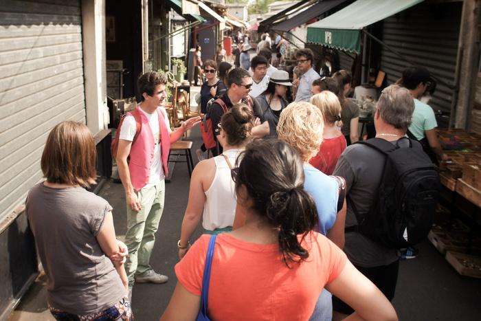 Paris Flea Market Les Puces