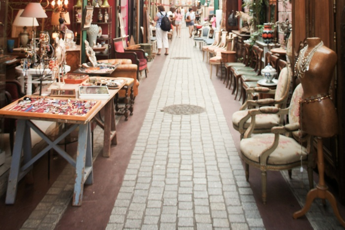 An Insider's Look into a Paris Flea Market: The World's Largest