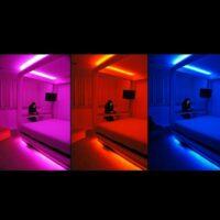 Qbic Hotel Amsterdam - Coloured Mood Lighting