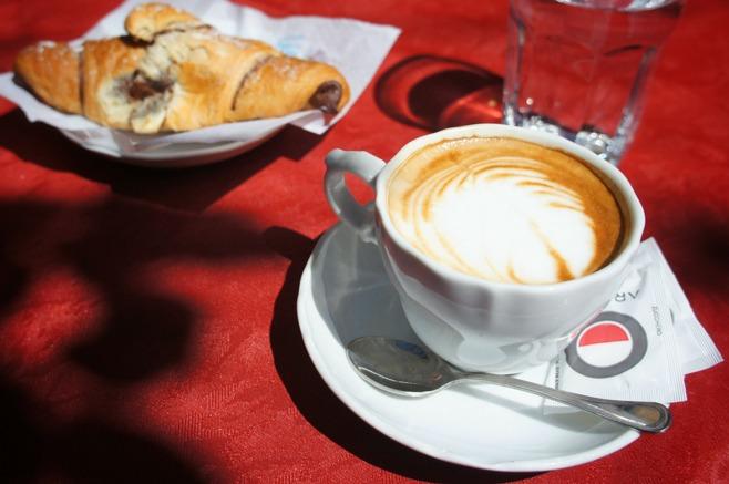 Cappuccino, Rome