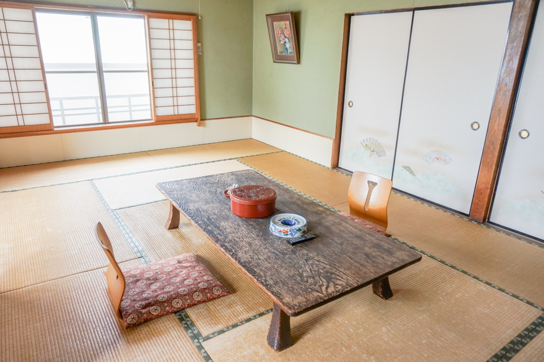 Ryokan Japan Room
