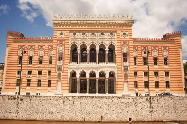 Sarajevo Town Hall
