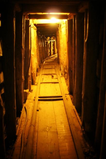 Sarajevo War Tunnel, Tunnel of Life