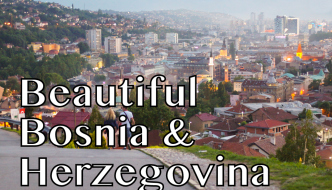 Bosnia and Herzegovina Vlog