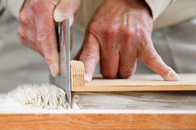 Soba making, Chichibu, Saitama, Japan, cooking lesson, soba noodles