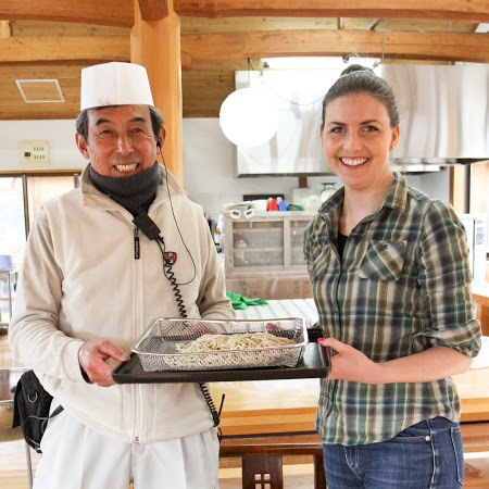 Soba making, Chichibu, Saitama, Japan, cooking lesson, soba noodles